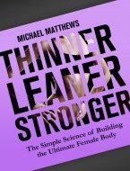 Thinner Leaner Stronger Book Cover