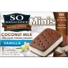 So Delicious Coconut Milk Vanilla Sandwiches