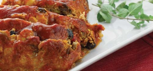 Recipe of the Week: Mexican Meatloaf