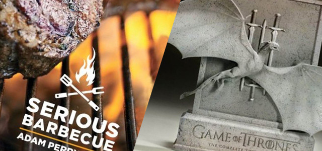 Cool Stuff of the Week: Serious BBQ, Game of Thrones Exclusive Set, Insane Yo-Yo Skills, and More…