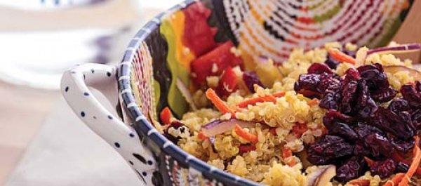 Recipe of the Week: Cranberry Quinoa Salad