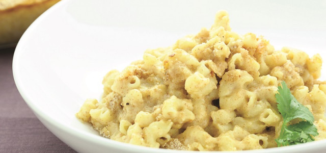 Recipe of the Week: High-Protein Mac & Cheese