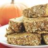 Recipe of the Week: Maple Pumpkin Protein Bars