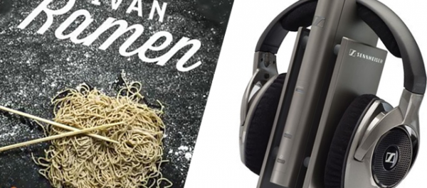 Cool Stuff of the Week: Sennheiser Wireless Headphones, Ivan Ramen, Mike Tyson's Greatest Hits, and More...