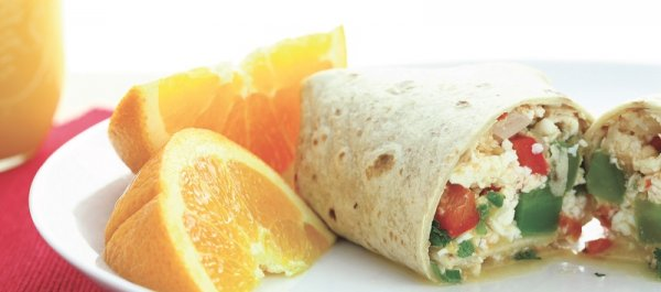Recipe of the Week: Tex-Mex Breakfast Burrito