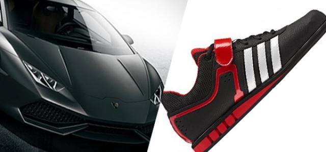Cool Stuff of the Week: Lamborghini Huracan LP 610, Adidas Powerlift 2.0 Shoe, Bond on Set, and more…