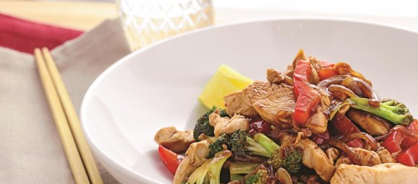 Recipe of the Week: Classic Chicken & Vegetable Stir Fry