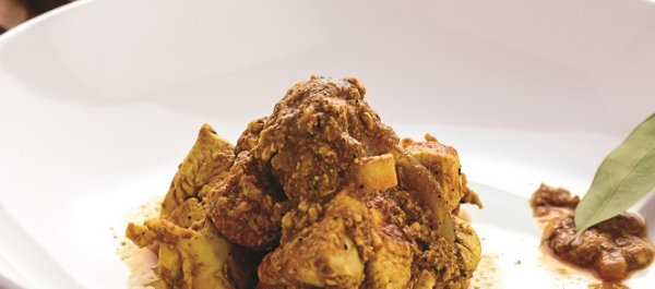 Recipe of the Week: Indian Curry Chicken