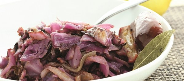 Recipe of the Week: Spiced Red Cabbage