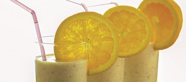 Recipe of the Week: Orange Julius Protein Shake