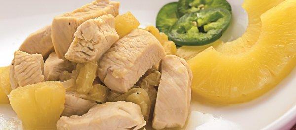 Recipe of the Week: Pineapple Chicken
