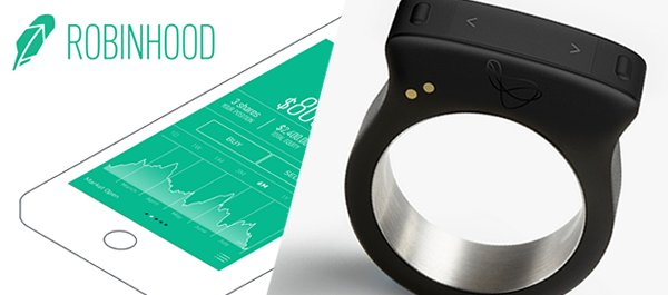 Cool Stuff of the Week: Nod, Robinhood (not the story), Beyond Training, and More...