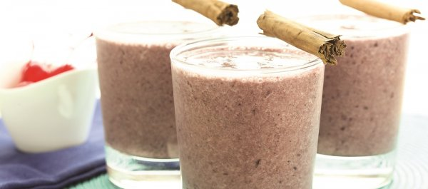 Recipe of the Week: Cherry Cinnamon Protein Blast
