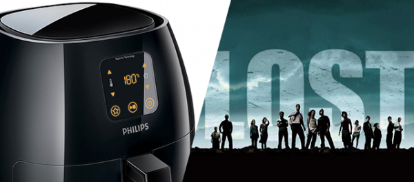 Cool Stuff of the Week: Titan Zeus TV, Philips AirFryer, Dune, and More...