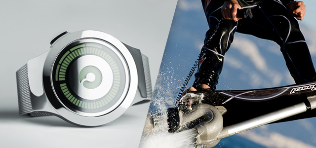 Cool Stuff of the Week: Water Hoverboard, The Jedi Doth Return, Ziiiro Saturn Watch, and More…