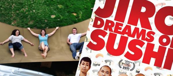 Cool Stuff of the Week: Mega Hammock, Jiro Dreams of Sushi, Slingbox M1, and More...