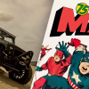 Cool Stuff of the Week: Full Metal Jacket Jeep, 75 Years of Marvel, Downfall, and More...