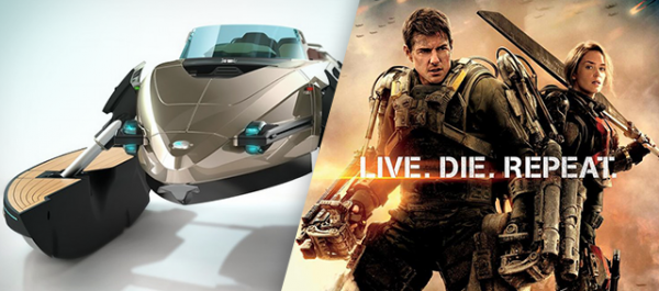 Cool Stuff of the Week: Live Die Repeat, The Code Book, Kindle Voyage, and More...