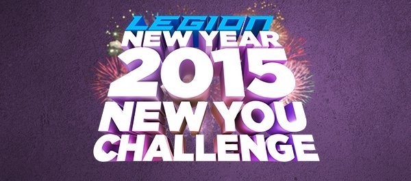 Introducing the New Year New You Challenge: Get Fit and Win Cash!