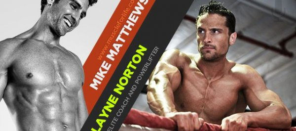Interview with Dr. Layne Norton on preserving muscle while cutting and more