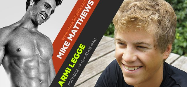 Interview with Armi Legge on clean eating, keeping your diet in check, and more!