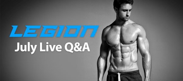 Live Q&A: Muscle:fat bulking expectations, CLA for fat loss, lifting plateaus, and more...
