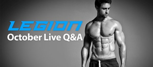 Live Q&A: Proper form, lagging muscles, bulking tips, and more...
