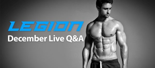 Live Q&A: How fast can you gain fat, dealing with haters, 2016 plans, and more...