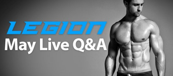 Live Q&A: Third party lab testing, new digital courses, street workouts, and more…