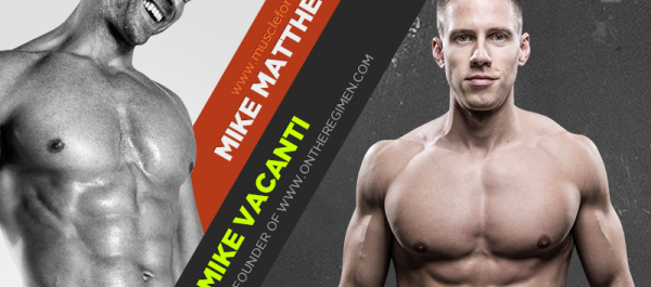 Interview with author and trainer Mike Vacanti from OnTheRegimen.com