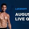 MFL Podcast 94: Live Q&A: Concurrent training, vegetarian muscle building, refeeding, and more…