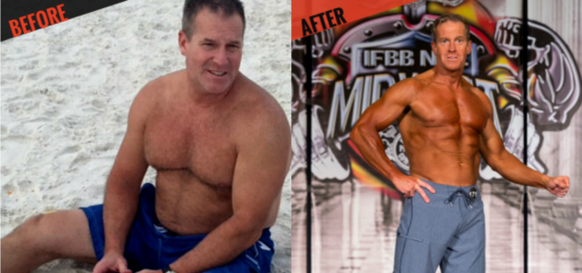 Muscle for Life Success: Brandon W.
