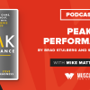 MFL Book Club Podcast: Peak Performance by Brad Stulberg and Steve Magness