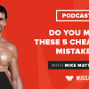 Do You Make These 5 Cheat Meal Mistakes?