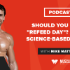"MFL Podcast 34: Training and diet mistakes that stick you in a rut and the power of ""mini-habits"""