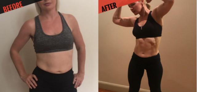 Muscle for Life Success: Margarita S.
