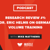 MFL Podcast 71: What makes a good pre workout supplement?