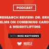 "MFL Podcast 79: Live Q&A: Artificial sweeteners, weight gainer shakes,  ""healthy"" drinking, and more…"