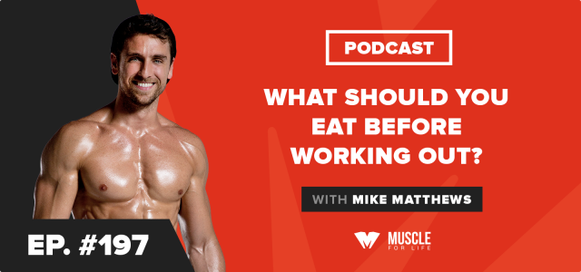 What Should You Eat Before Working Out?
