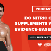 Do Nitric Oxide Supplements Work? An Evidence-Based Review