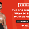 Podcast #105: Jeff Nippard on building your best butt ever