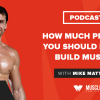 How Much Protein You Should Eat to Build Muscle