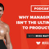 MFL Podcast 54: Georgie Fear on habit-based nutrition for staying lean