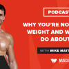 MFL Podcast 55: Q&A Part 7: How TDEE changes when cutting & health effects of bulk/cut approach