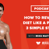 How to Reverse Diet Like a Pro in 3 Simple Steps