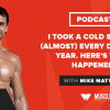 MFL Podcast 74: The good, bad, and ugly of protein powders