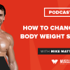 How to Change Your Body Weight Set Point
