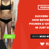 Muscle for Life Podcast Episode 3: Age and exercise, how to not be skinny fat, getting back after time off, and more…