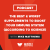 The Best & Worst Supplements to Boost Your Immune System (According to Science)