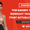 Podcast #95: How Lisa transformed her physique & doubled her strength in 9 months